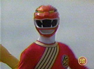 Red Wild Force Ranger Power Rangers Wild Force Power Rangers Ranger