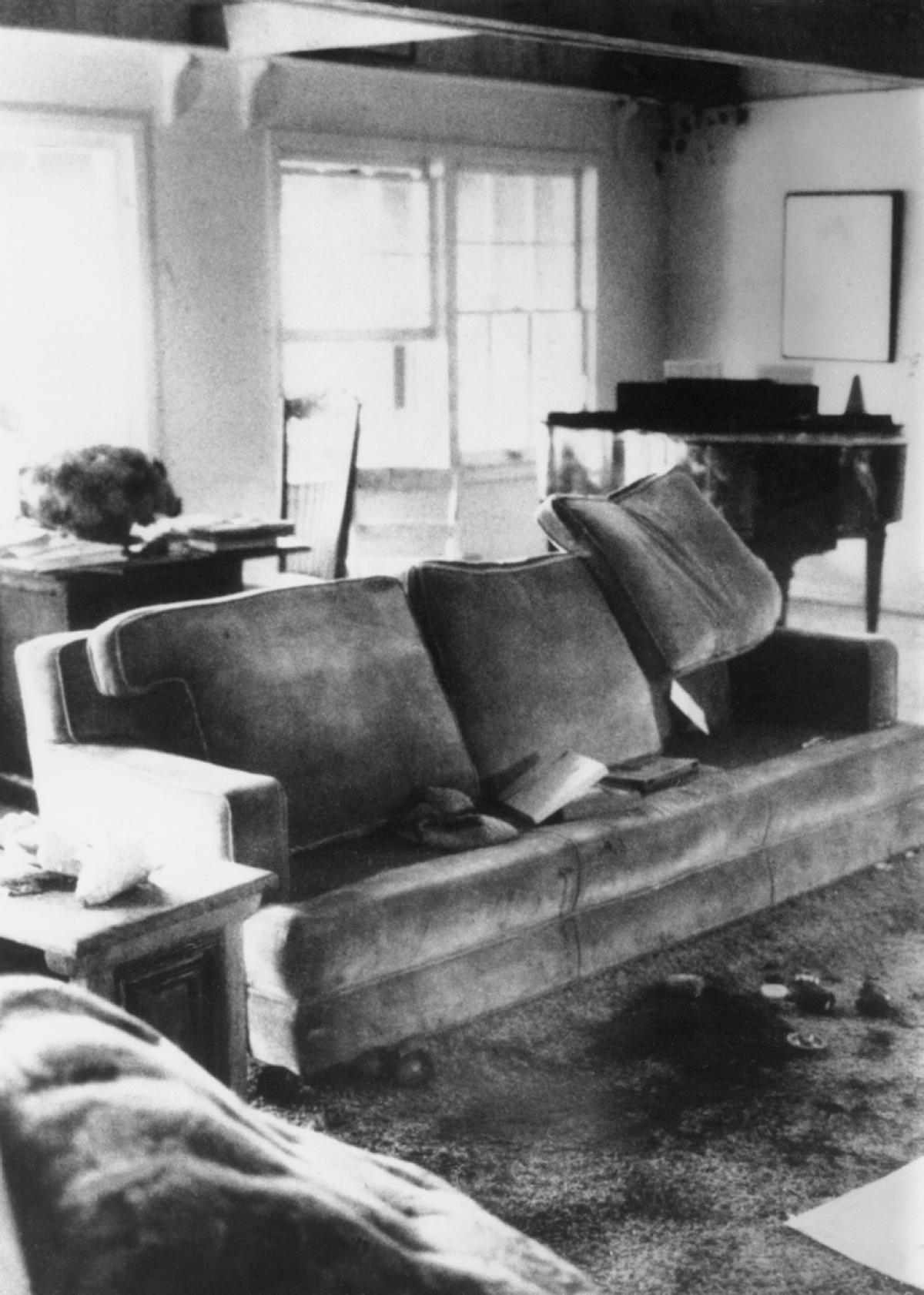 Charles Manson murders - Photo...