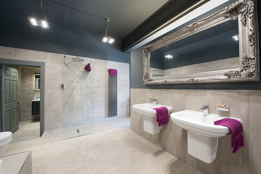 His and Hers bathroom sinks are a touch of pure indulgence ...
