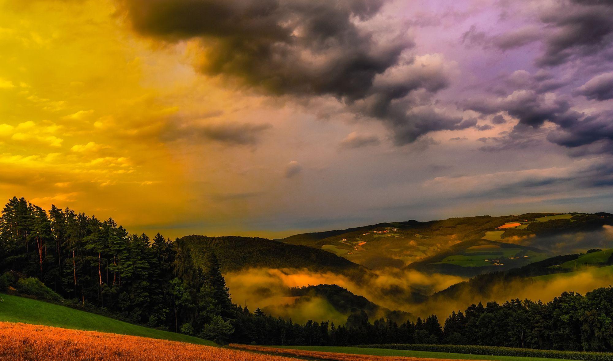 Good Evening  Landscapes photo by olafholland http://rarme.com/?F9gZi