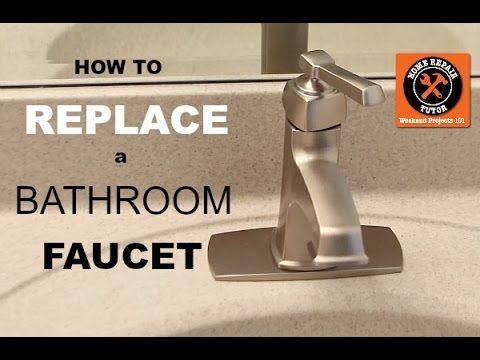 How to Replace a Bathroom Faucet (Plus, 3 brilliant tool tips ...