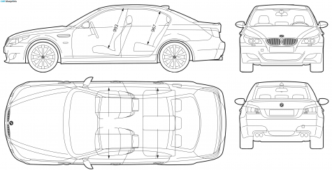 Porsche 1 Top Or Plan View In Vehicles Cars Ceco Net Free Autocad Drawings Car Top View Autocad Autocad Drawing