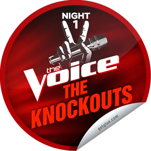 Check In On Getglue Thevoice Season 4 The Knockouts Night 1 The Voice Shakira Knockout