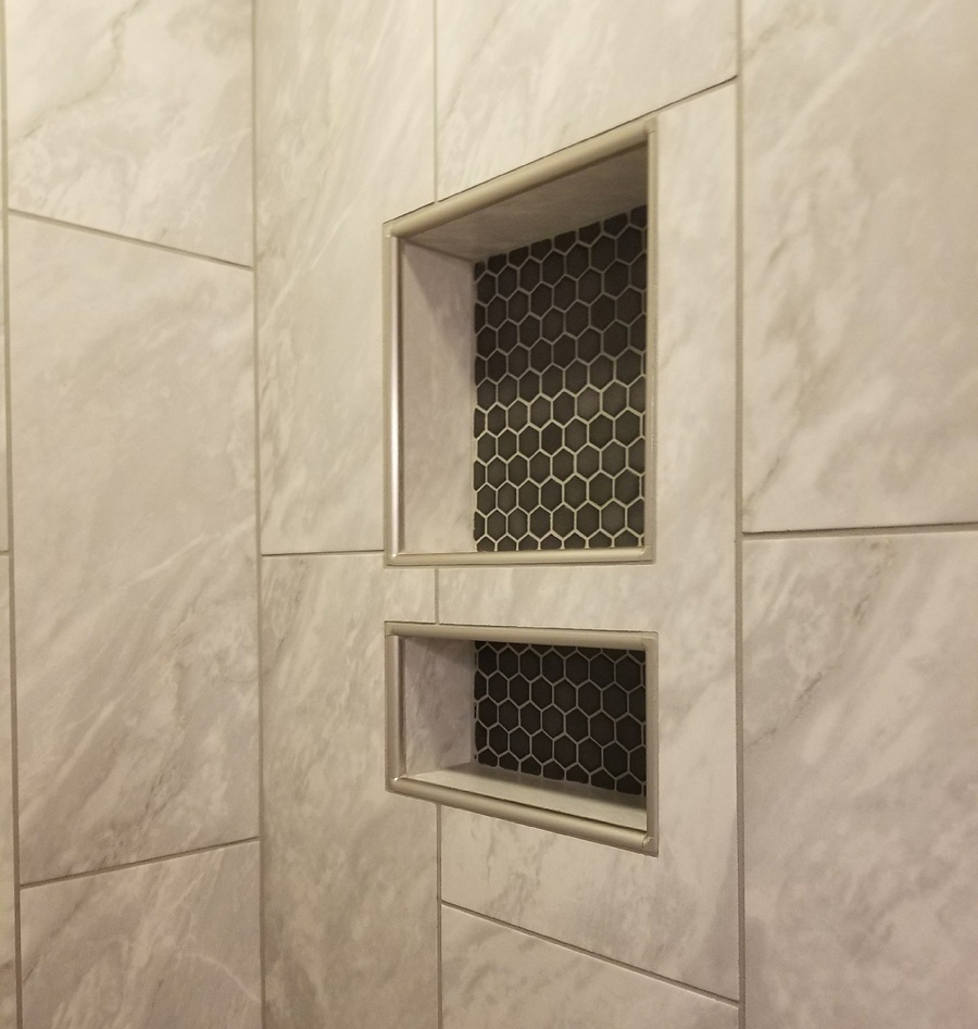 Noble Niche Preformed Recesses Ready To Tile Niche Tile Shower Niche Shower Niche Shower Tile