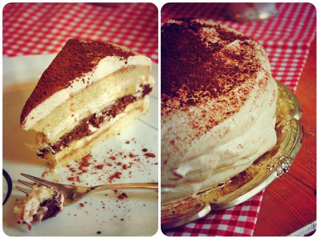 Vegans do it better!: Vegane Peanutbutter-Bananen-Torte!