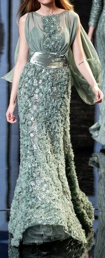 ELIE SAAB Fall 2010 collection