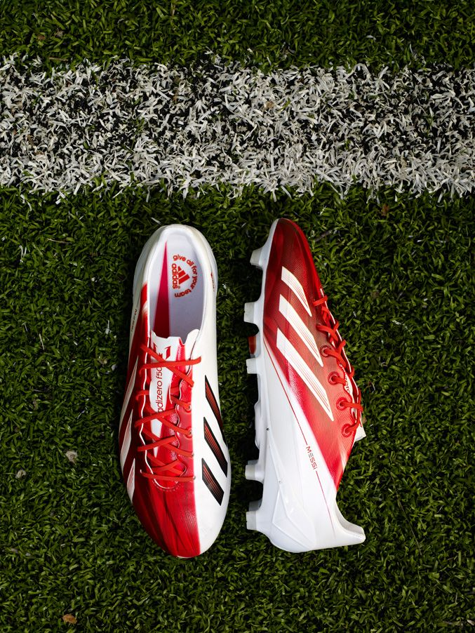 14eb812bd8 Keep the game beautiful with the new  adidas Messi F50 adizero ...