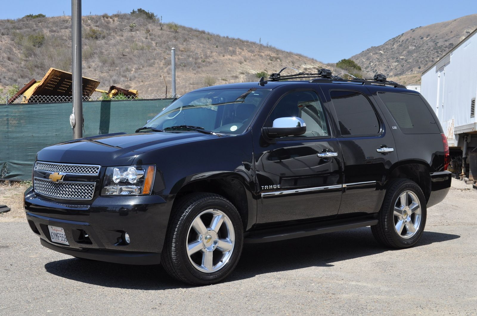 Love This Car 2013 Chevrolet Tahoe Ltz For Improved Interior With