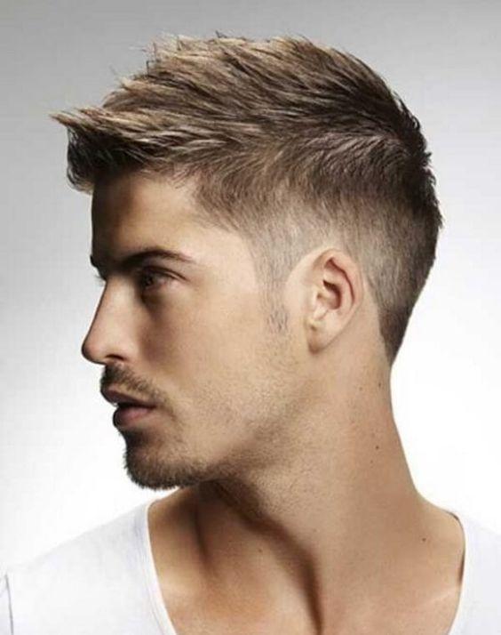 modernos cortes de cabello de caballero de moda actual para todos aquellos varones que les gusta verse bien en toda ocasin les dejamos estas fotos nuevas - Cortes De Pelo Caballero