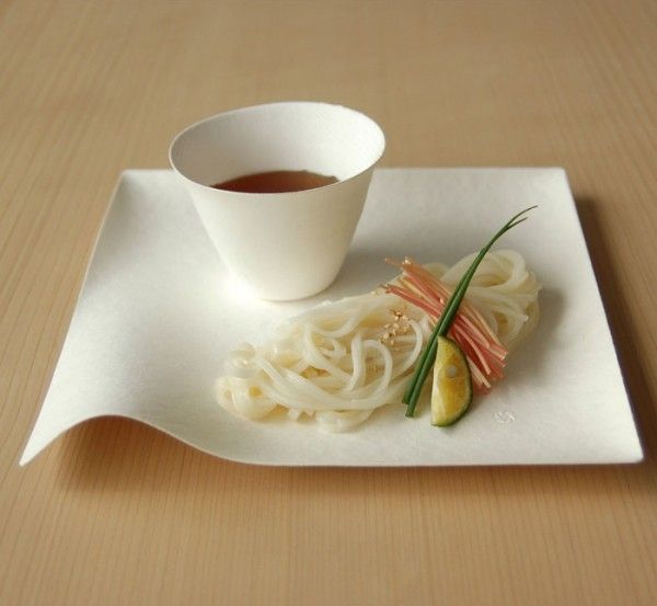 Disposable cool plates and cups for Madaga event? - wasara
