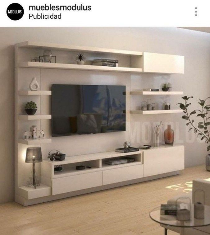 50 Wall Tv Cabinet Designs Ideas For Cozy Family Room 12 Living