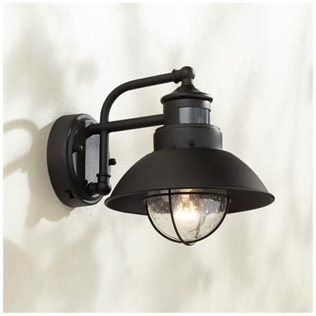 outdoor lighting led motion sensor. fallbrook 9\ outdoor lighting led motion sensor