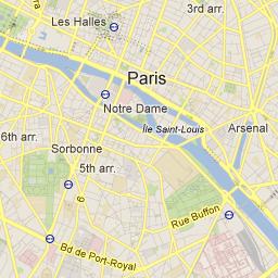 The Paris of Ludwig Bemelmans\'s \