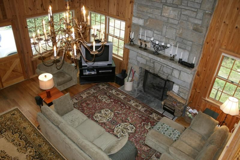 Beautiful lakefront cabin in highlands nc house rental