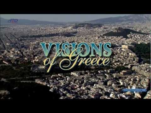 Visions Of Greece [Flying Over Greece] | A Breathtakingly Beautiful Virtual  Tour Shot In