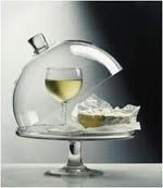 Wine by Wijngekken.nl >>>>>>>>>    Breakthrough: instead of red wine, white wine with lovely cheeses .....