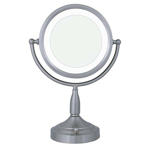 Double Sided Illuminated Makeup Mirror Lighted Vanity Mirror Mirror Makeup Mirror