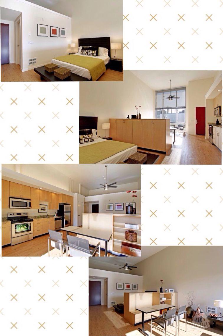 Library Place Studio Everett Wa Apartment Interior Ideas