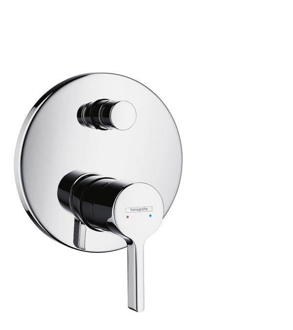 Single lever bath mixer for concealed installation   NZ Bathroom ...