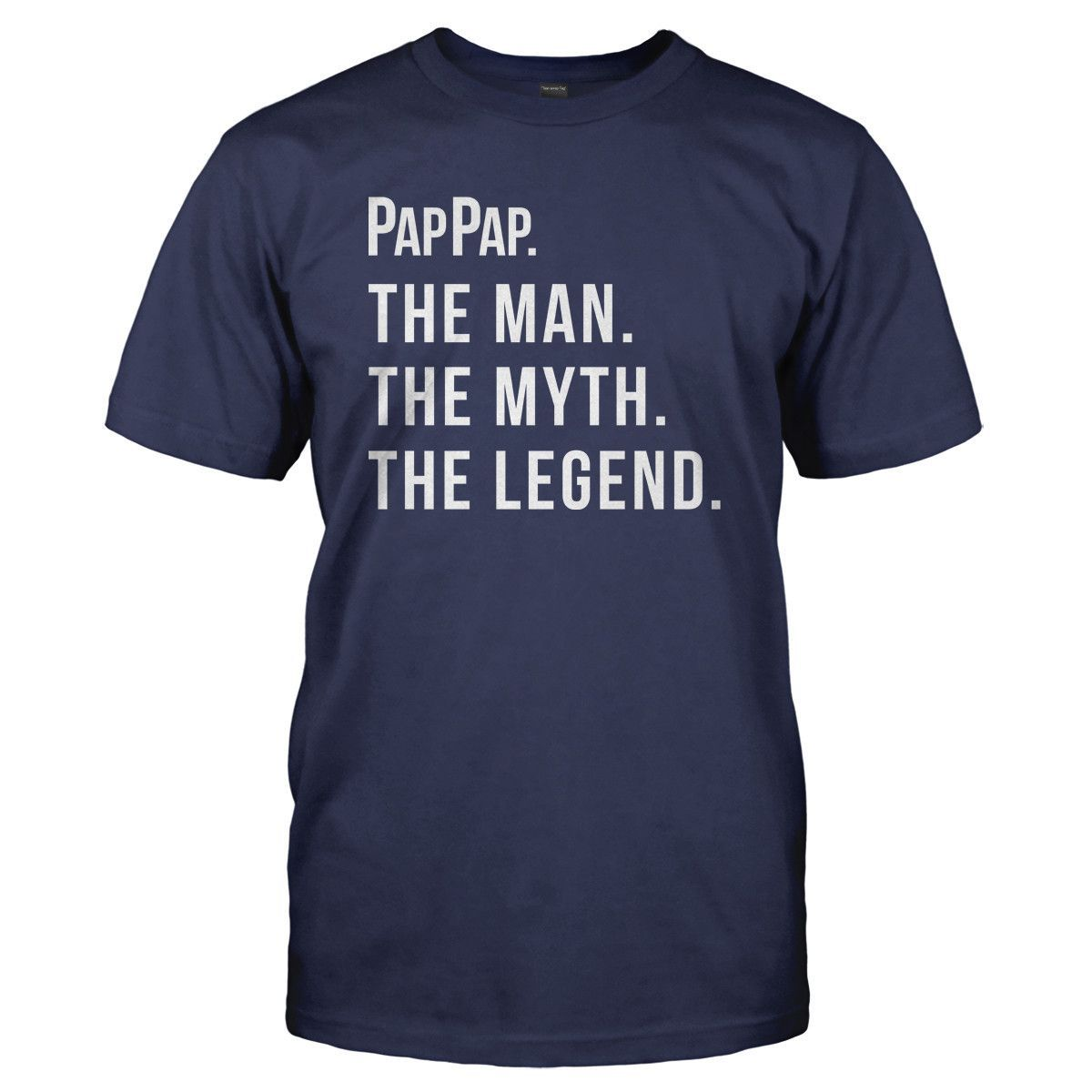 PapPap. The Man. The Myth. The Legend.