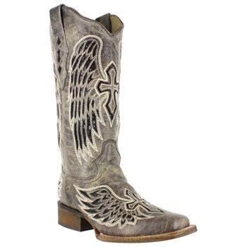 Women's Cross Western Boot
