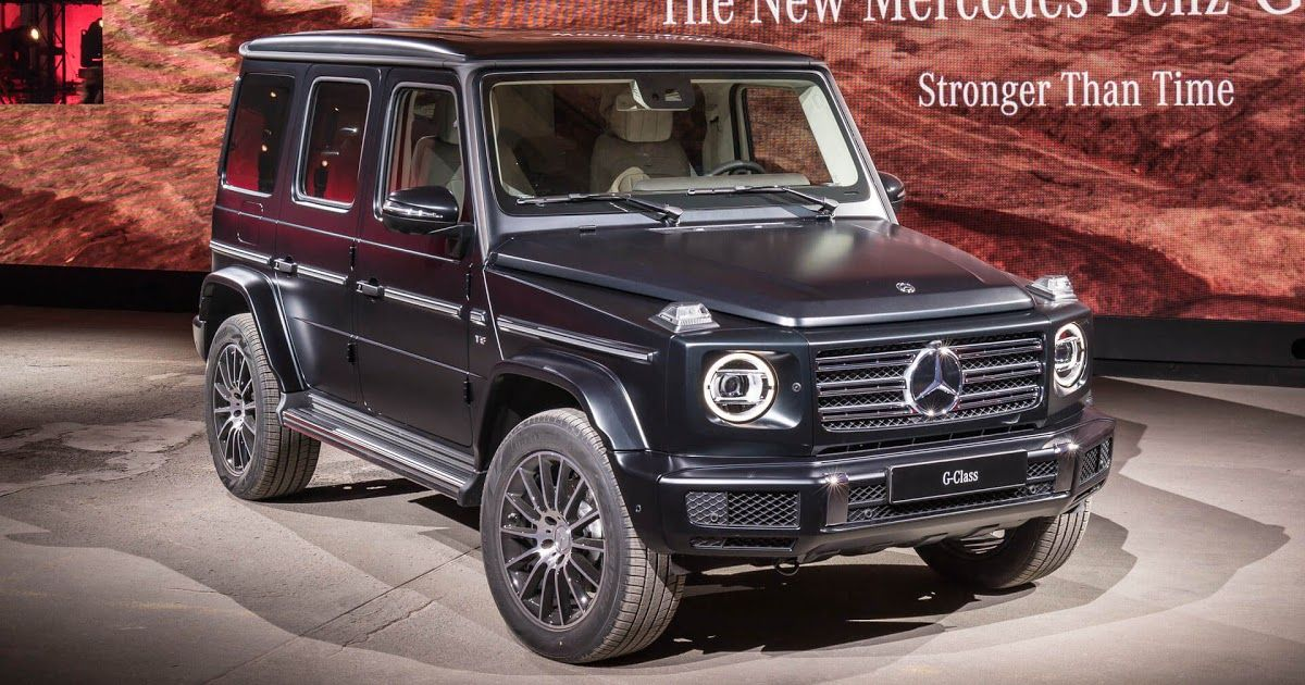 What Do You Think About The 2019 Mercedes Benz G Class Benz G Class G Class Mercedes Benz G Class