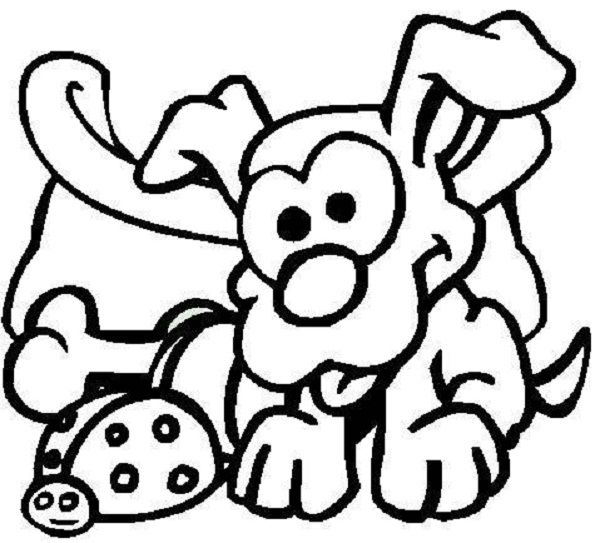 Poky Little Puppy Coloring Pages Coloring Pages