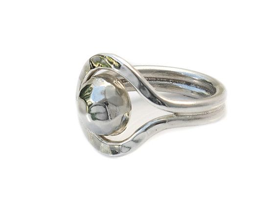Silver ring | Fountain: Order yours at the http://www.sterlingsilverringsshop.com/