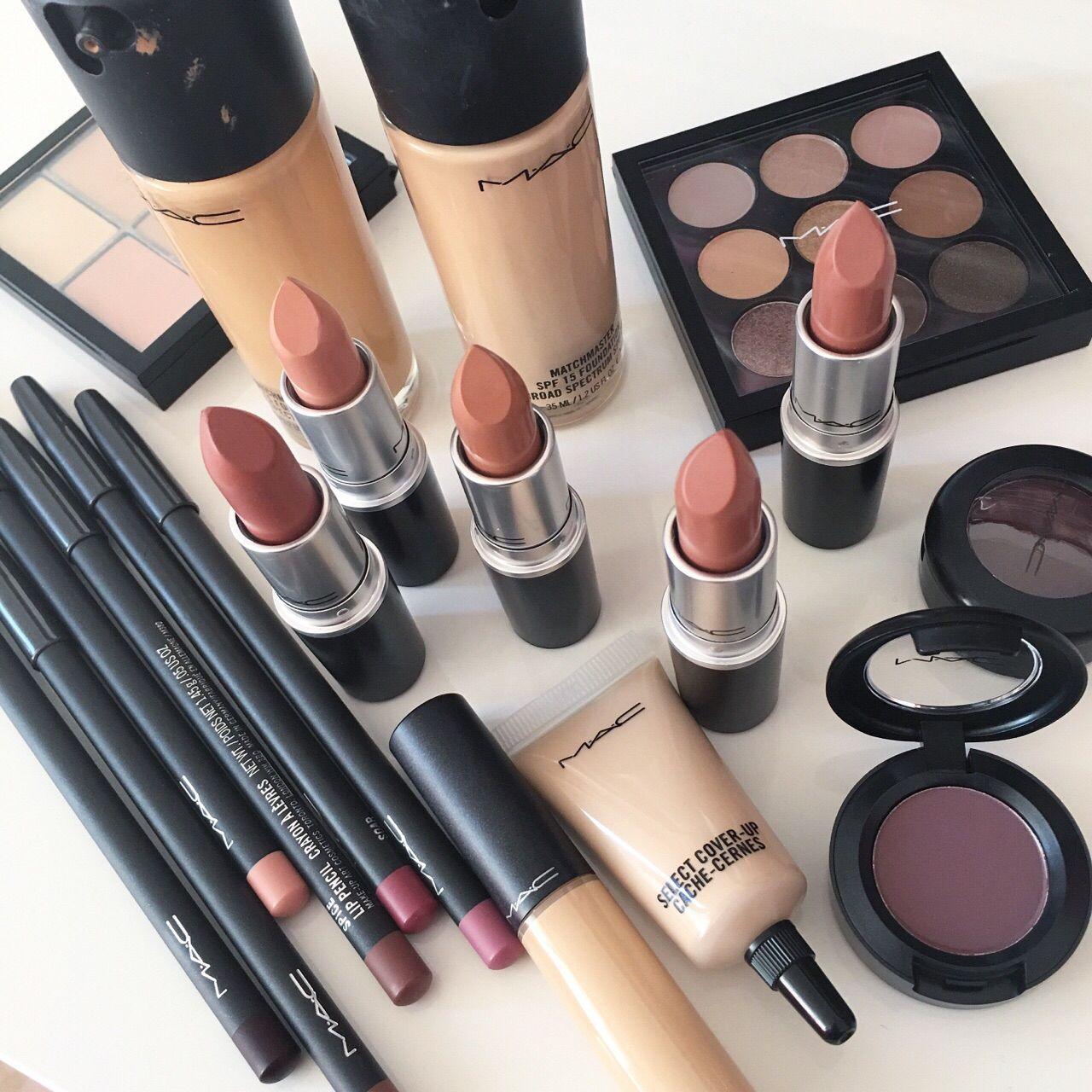 Pin by ♛Kaybirdy on mαkєup vαnítч | Mac makeup, Makeup ...