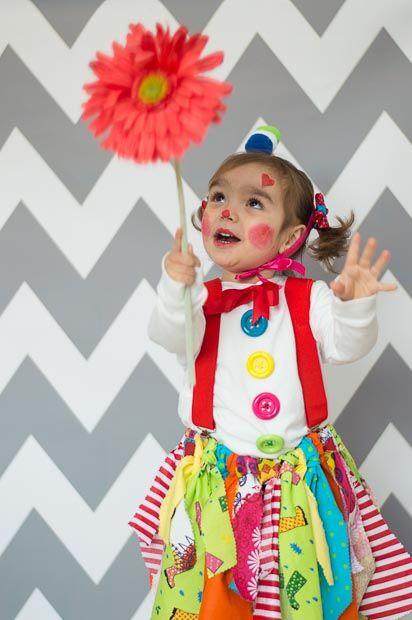 Paso a paso para hacer un disfraz de payaso sin necesidad - Como hacer un disfraz de bebe ...