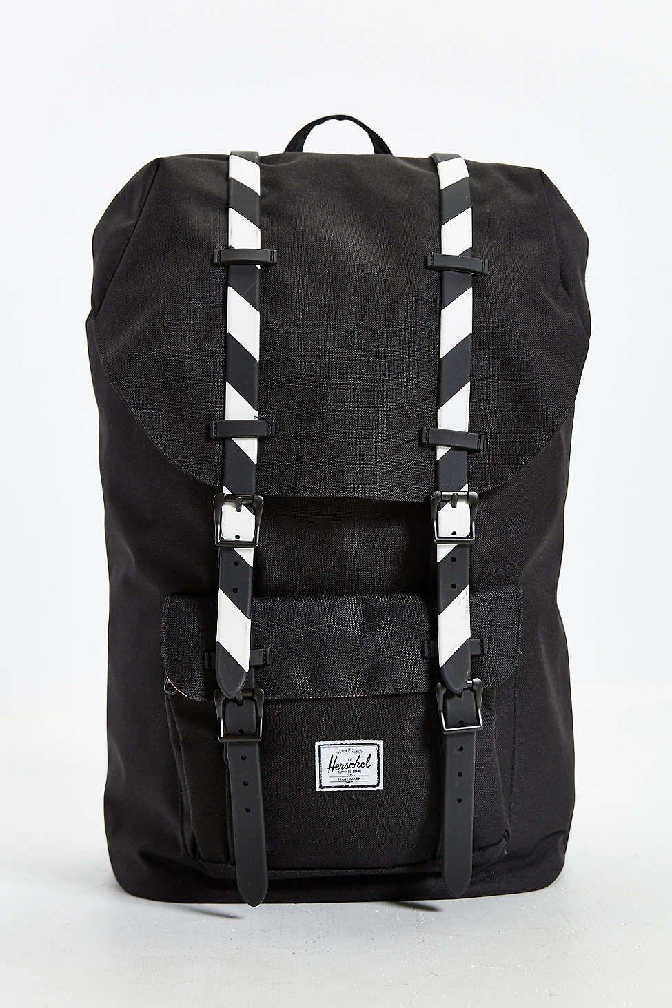 Herschel Supply Co. Little America Weather Backpack 22 x 12 x 7 ... cdec7b37664ce