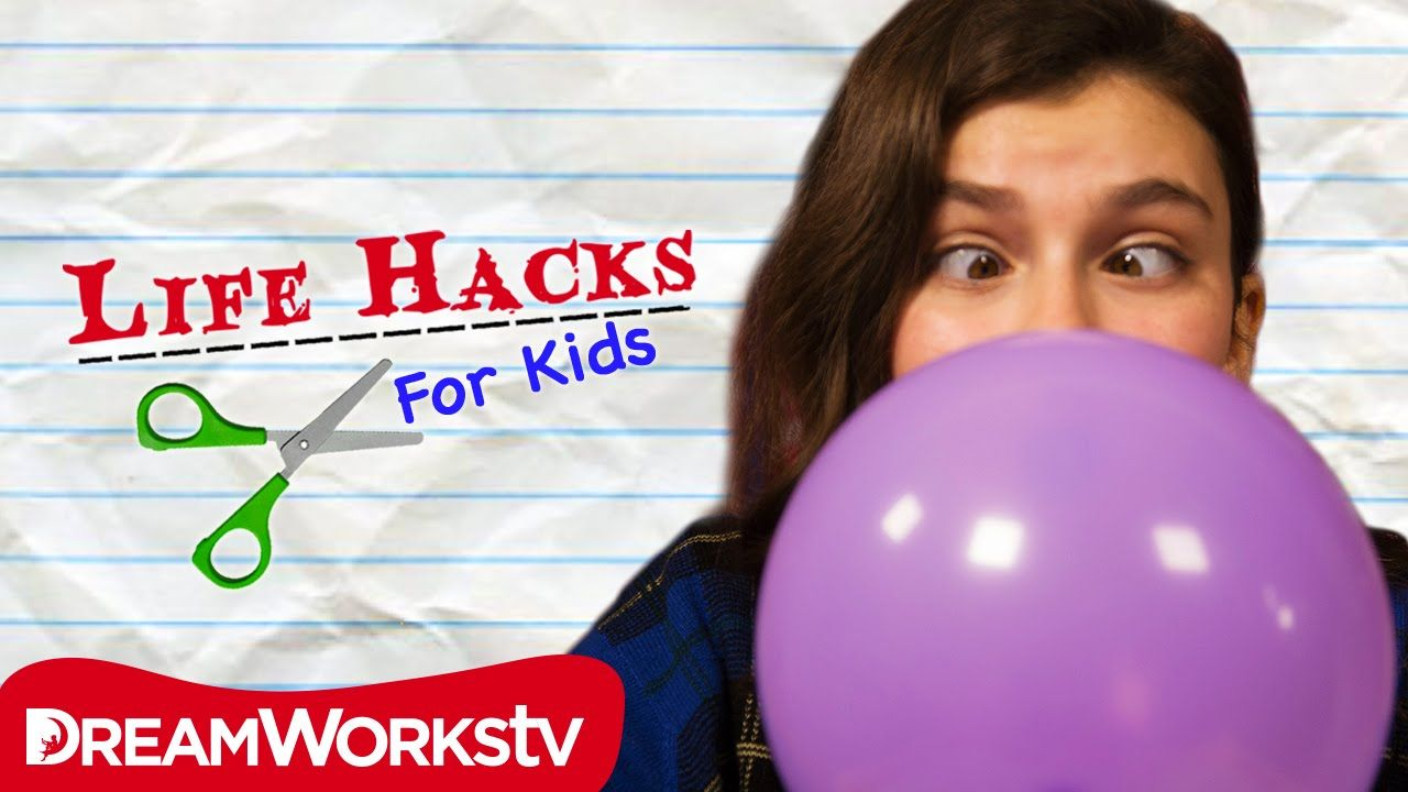 Briliant Balloon Hacks I LIFE HACKS FOR KIDS