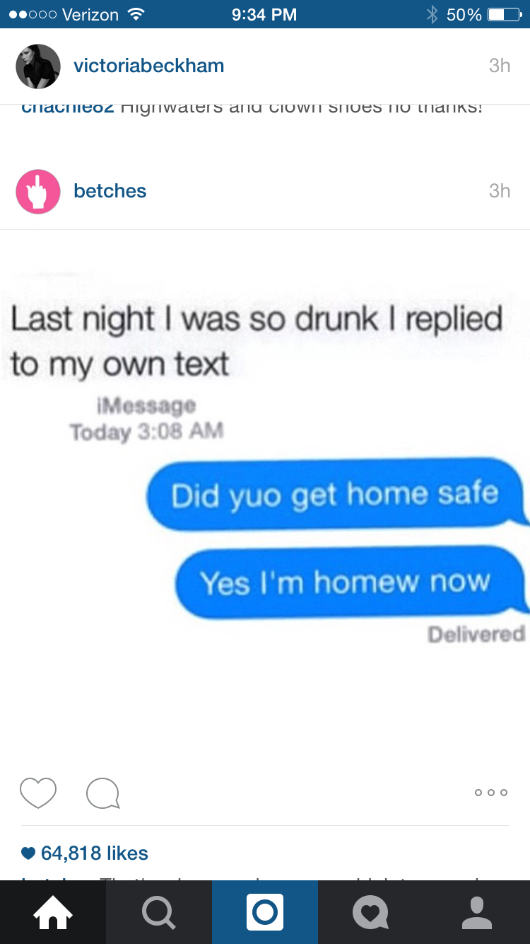 Pin by Michelle Moses on Funny | Texts from last night