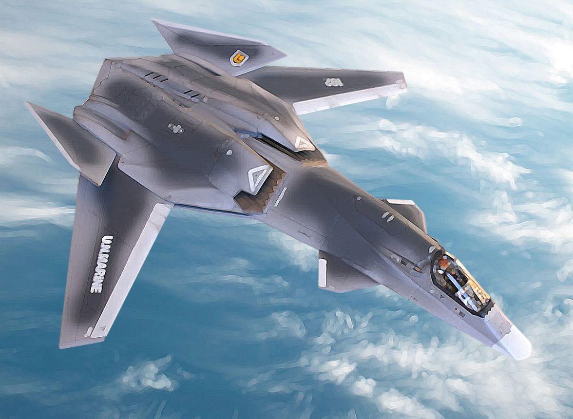FA37 Talon intro mission from Stealth movie