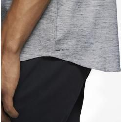 Photo of Hurley Marwick Herren-Kurzarmoberteil – Grau Nike