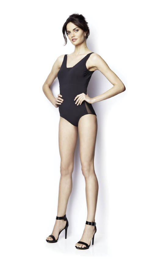 2388bb8e7ba This pretty powerful body shaper by Star Power by Spanx features peek-a-boo  mesh inserts…keep your cool   stay in control. Style  2027