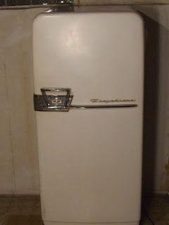 1950 S Frigidaire Refrigerator Refrigerator Frigidaire Refrigerator Modern Refrigerators