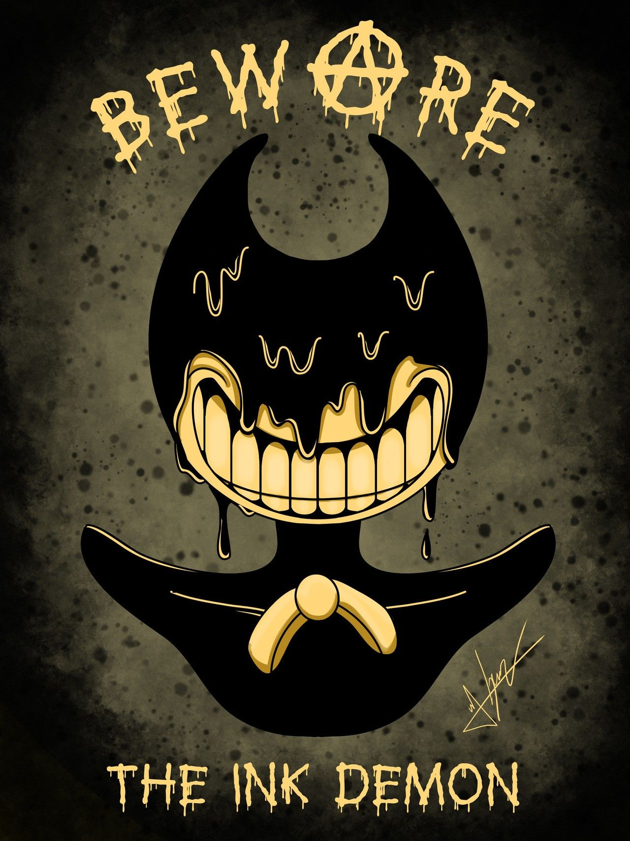 Pin By Luky 134 On Batim Batdr Binr Dctl Bendy And The Ink Machine Mechanical Art Vintage Cartoon