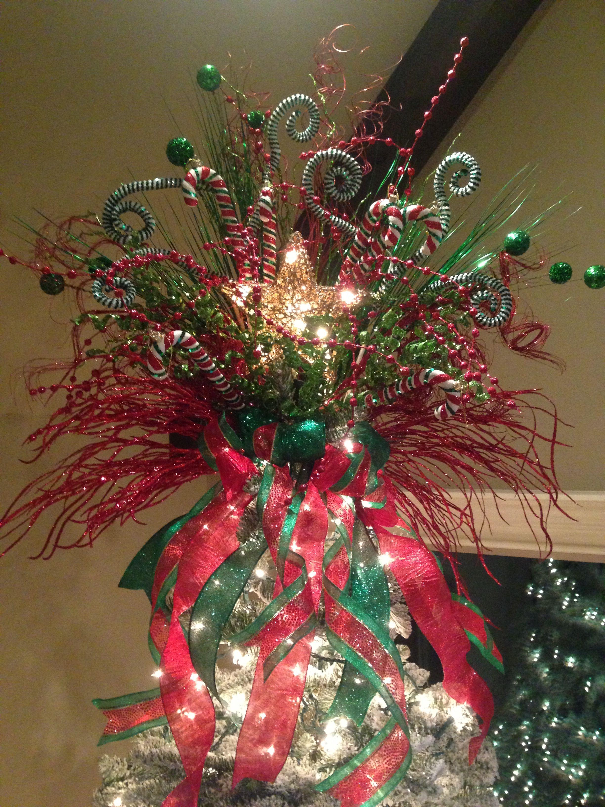 Christmas Tree Topper Christmas tree toppers unique