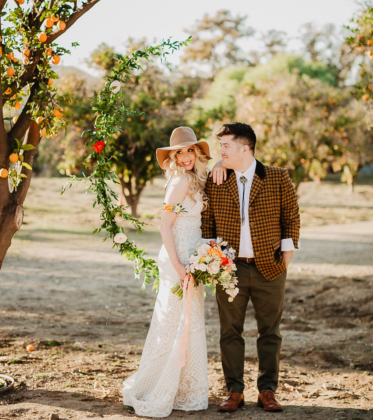 Here Comes The Sun Groovy Mustard Yellow 70s Wedding Inspiration With A Vw Bus Green Wedding Shoes In 2020 Couples Wedding Attire Wedding Inspiration Wedding