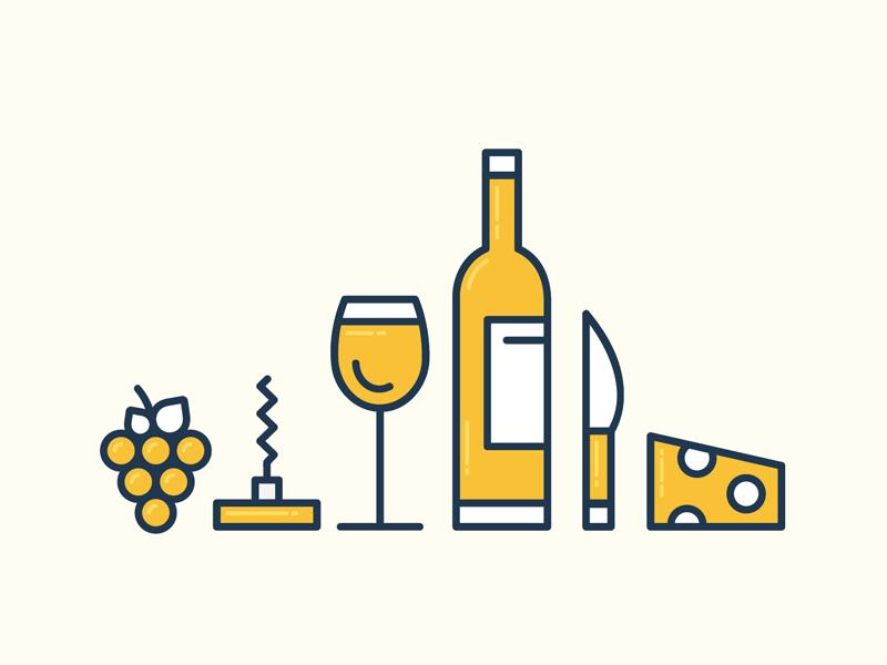 Wine Expo Poster Wine Poster Wine Icon Wine