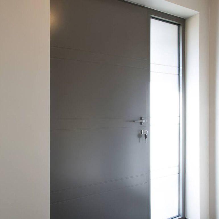 Windowseco Portes en Aluminium, un Haut Pouvoir Isolant Tag