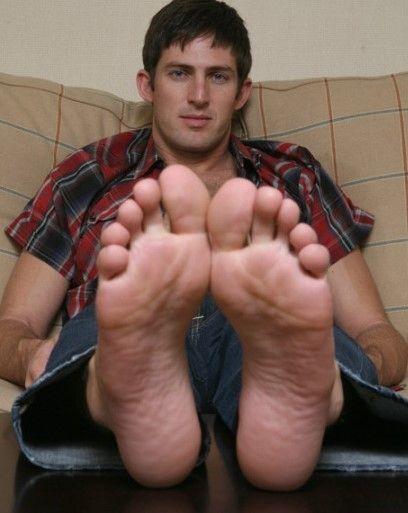 British and foot fetish