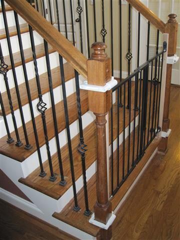 Pin By Mountain Laurel Handrails On Banisters In 2018 Pinterest