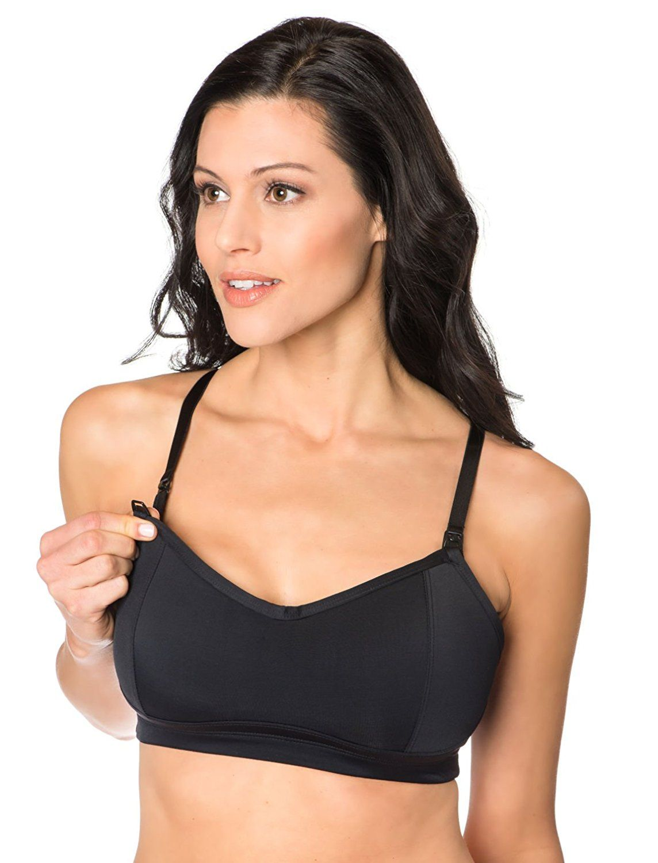b64c9e519f5 Motherhood Sports Clip Down Nursing Bra at Amazon Women s Clothing store   Maternity Sports Bras