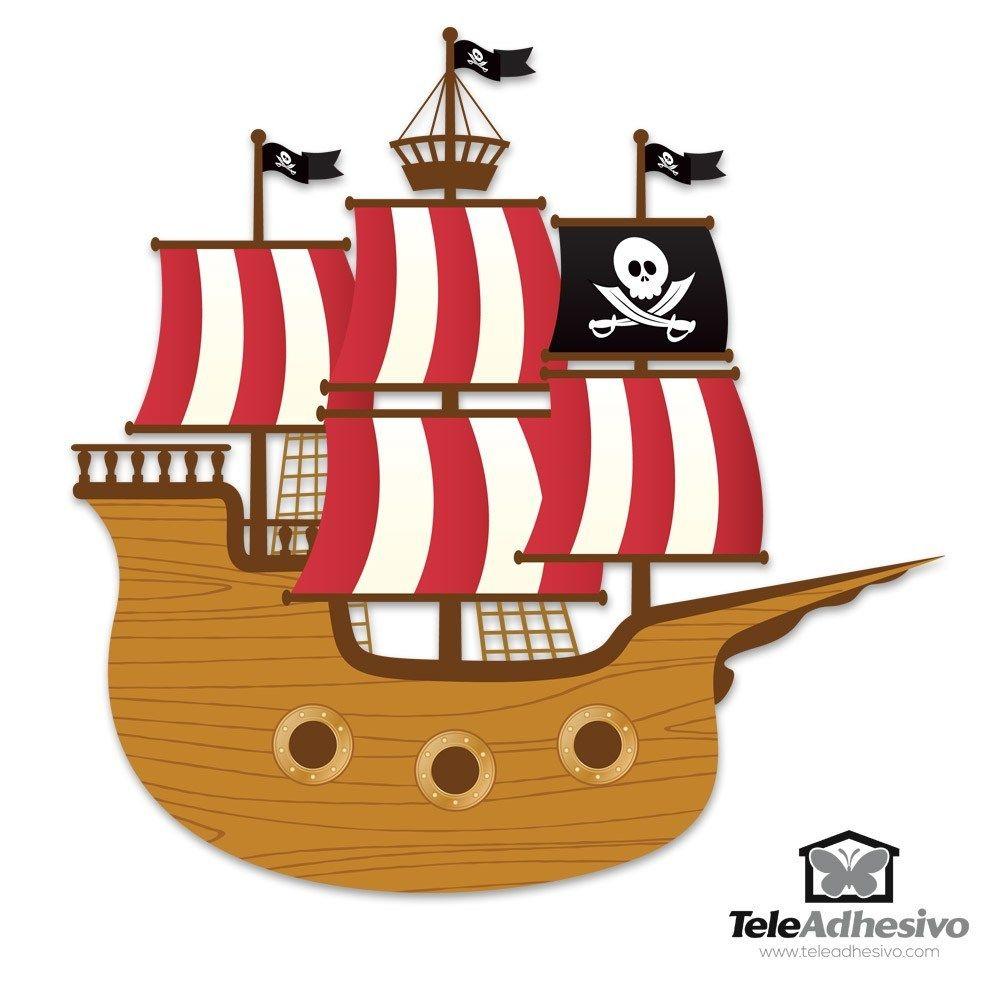 Piratas - Imagenes de piratas infantiles ...