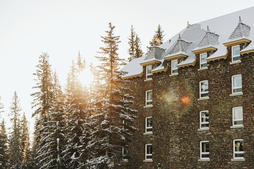Resort Fairmont Banff Springs , Banff, Canada