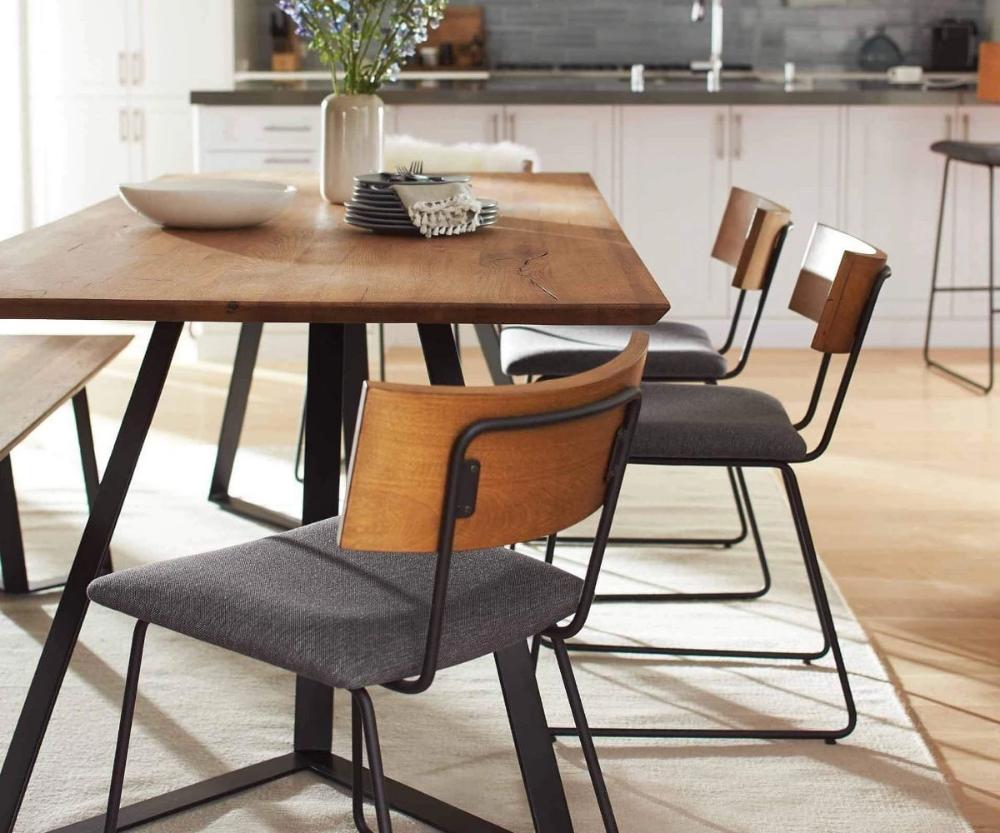 Karsten Dining Chair In 2020 Dining Room Industrial Dining Room