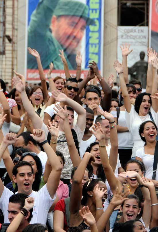Cuba estará de fiesta el próximo 12 de agosto. La juventud saldrá a las calles a festejar su Día Internacional. Habrá conciertos, competencias deportivas, foros de participación y celebraciones públicas