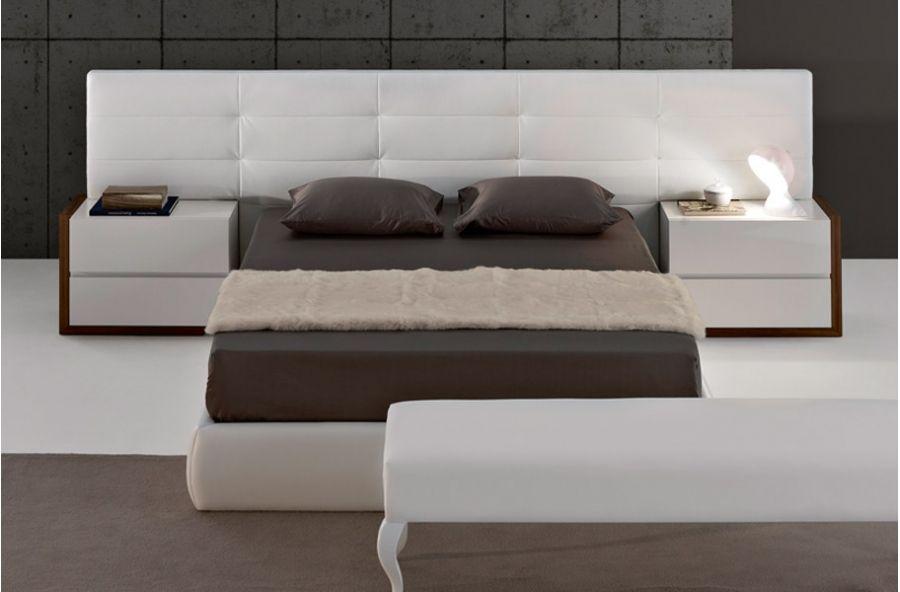 Cama de casal mesas de cabeceira decora o quarto - Muebles casal valencia ...